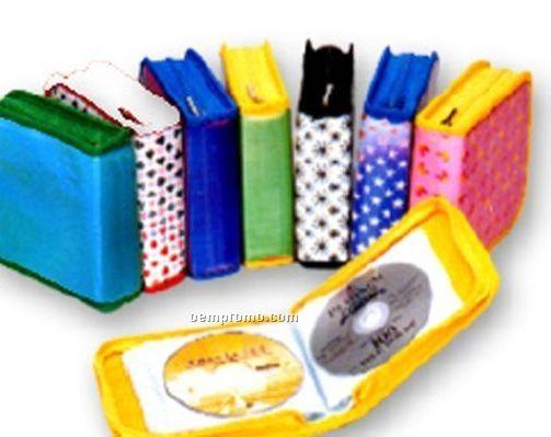 3d Lenticular CD Wallet / Case - 24 Cd's (Custom)