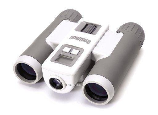 Bushnell 10x25mm Imageview White Vga Sd Card Slot
