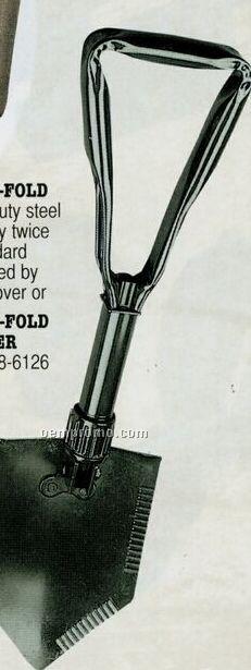 Deluxe Tri-fold Shovel