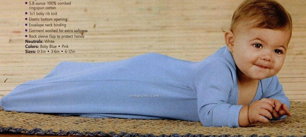 Bella Baby Long Sleeve Sleeper Color
