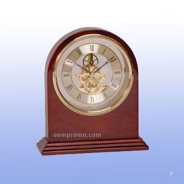Grand Piano Arch Clock (Screened)
