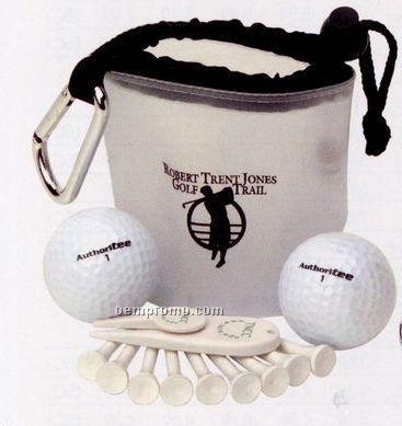 98f9ca95dd7 Tour Bag Golf Kit W/ 2 Slazenger 402 Select Golf Balls,China ...