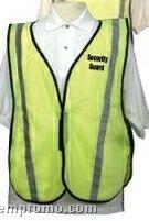 Striped Safety Vest