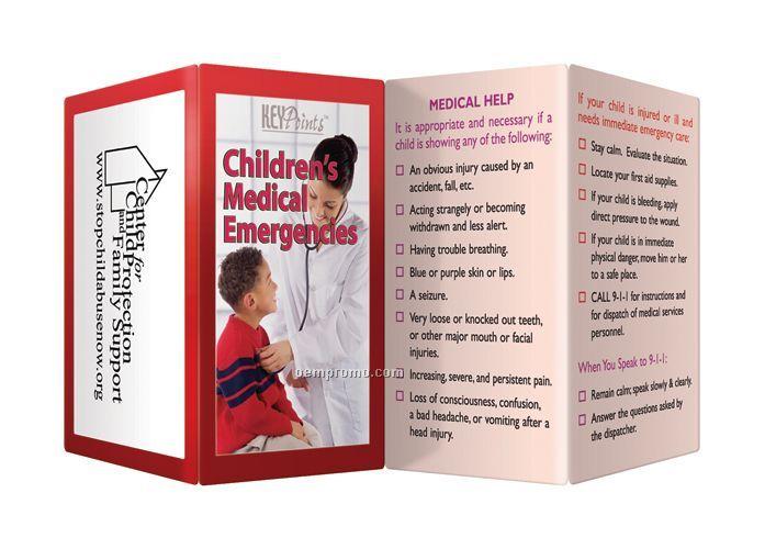 Key Point - Children's Medical Emergencies