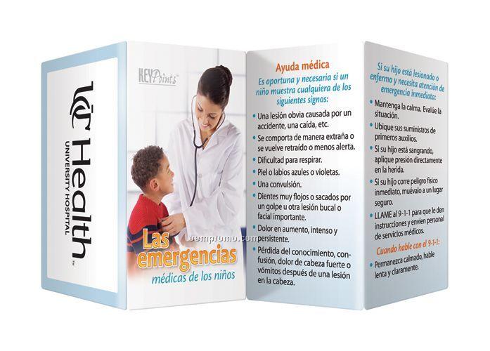 Key Point - Children's Medical Emergencies(Spanish)