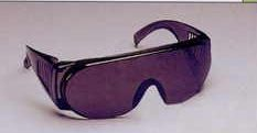Visitor/ Utility Spectacles - Covers Eyeglasses (Clear Lens)