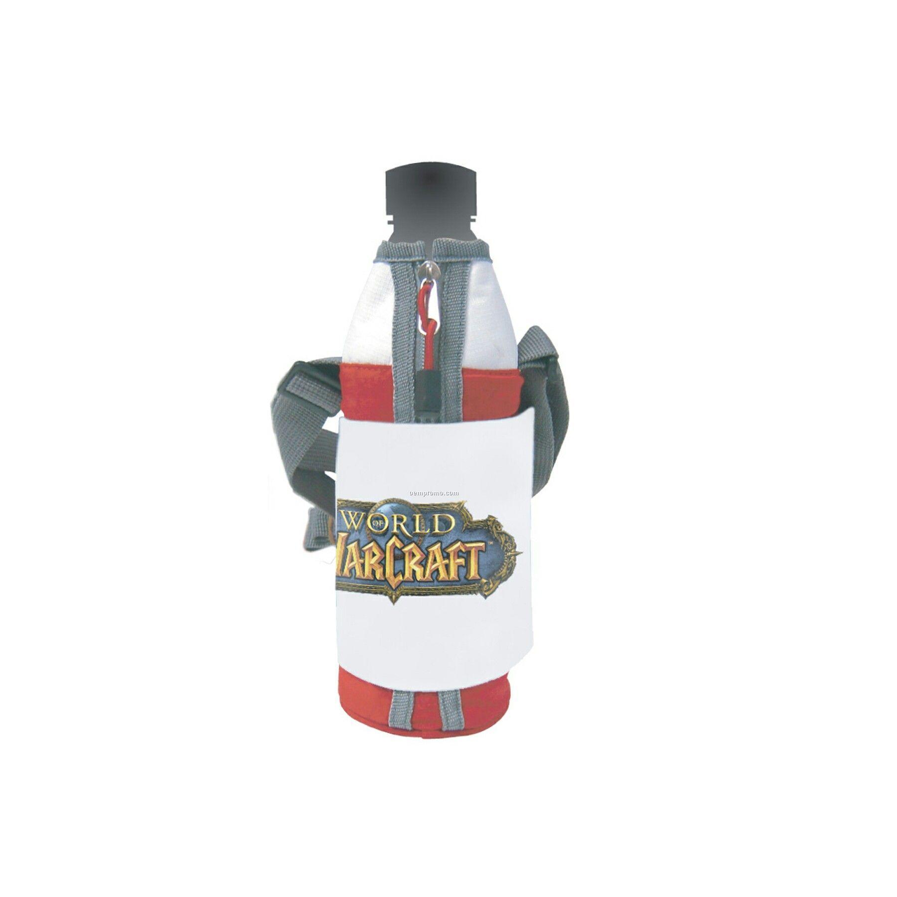 Bottle Holder W/Strap
