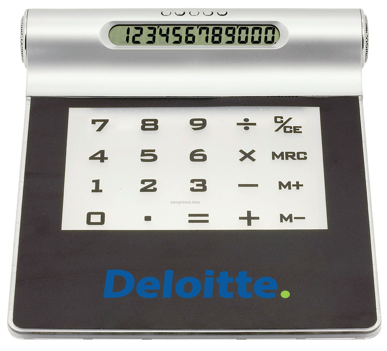 Multi-function Calculator Mousepad With Stereo Speakers & High Speed Hub