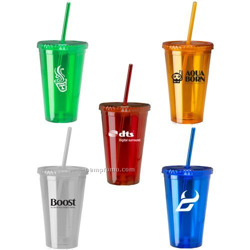 Sterling Poly Shatterproof 16oz Cup