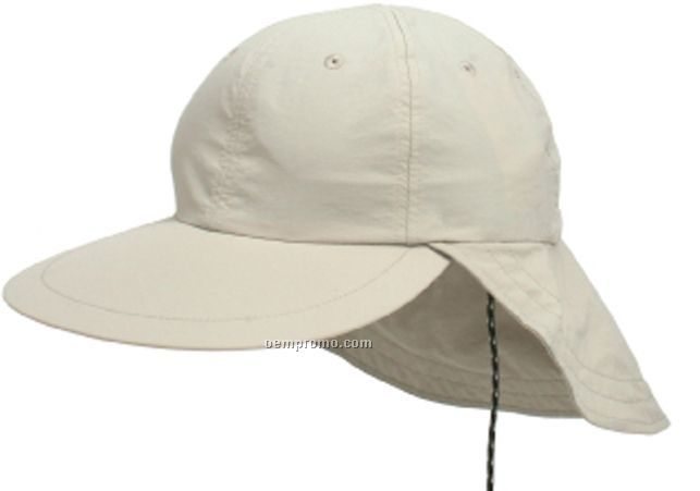 Outdoor Sunbuster Flap Cap