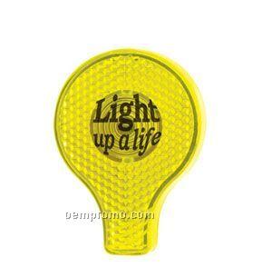 Lightbulb Safety Strobe Light