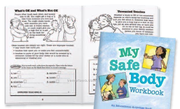 My Safe Body Workbook