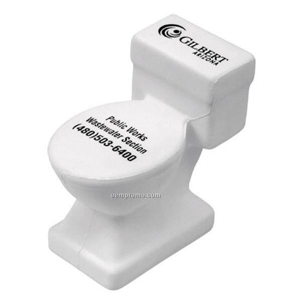 Toilet Squeeze Toy