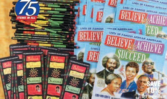 Believe, Achieve, Succeed Class Pack