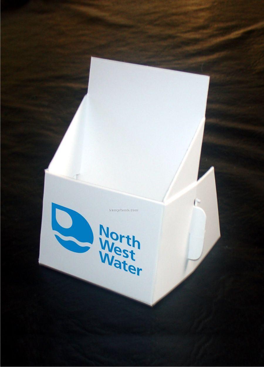 Brochure Holder - Cardboard
