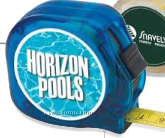 Giftcor 12' Translucent Tape Measure