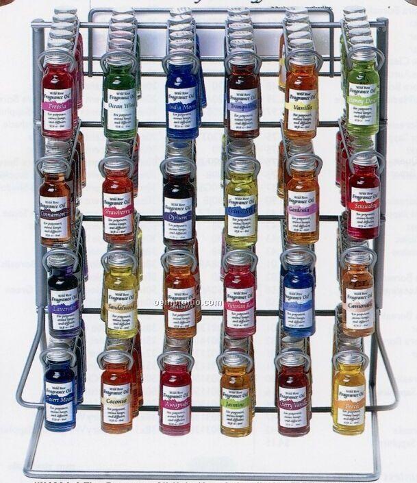 Wild Rose 4-tier Fragrance Oil Unit
