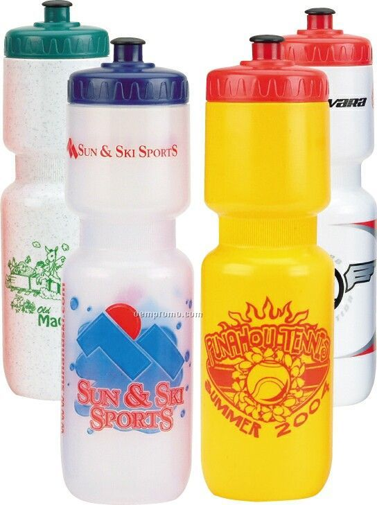 28 Oz. High Quality Premium Bottle W/ Screw-on Cap