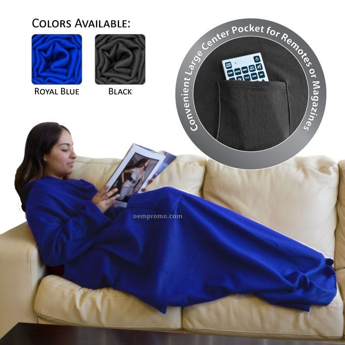 Cozy Blanket With Sleeves China Wholesale Cozy Blanket