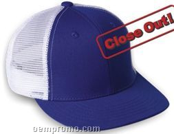 Kid's Classic Mesh Trucker's Cap