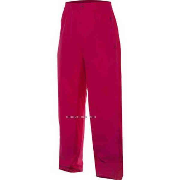 472262 Prince Men's Comp Zip Front Pant