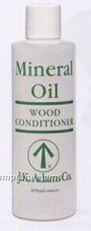 Mineral Oil (8 Oz. Bottle)