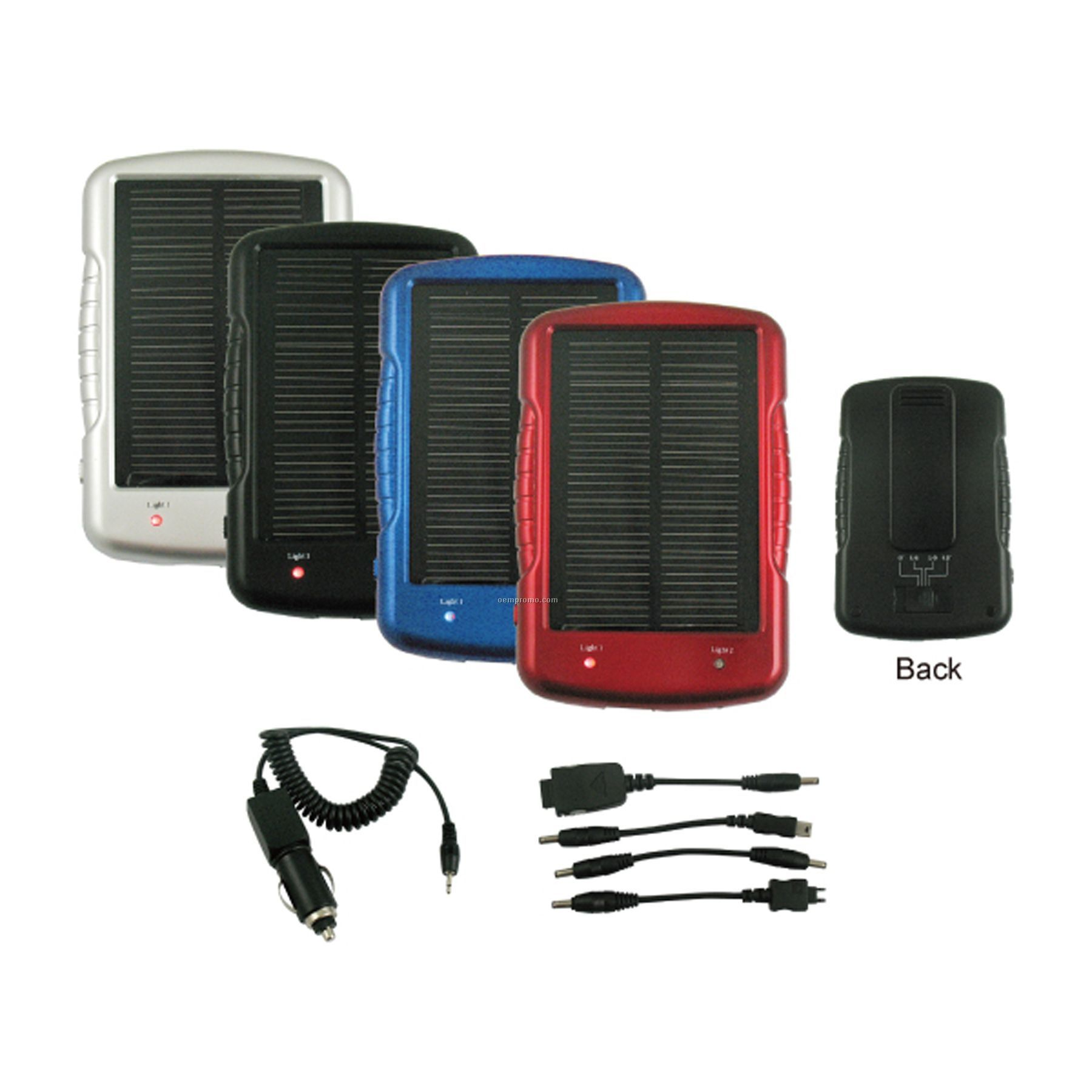Large Panel Portable Solar Charger