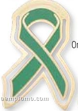 Organ Donor Awareness Ribbon Bookmark