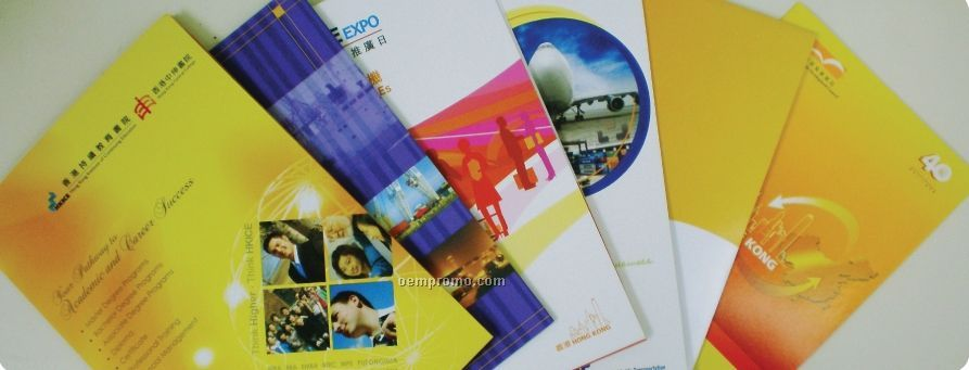 Sell Sheet 100# Coated Cover (Postcard Or 1/3 Page)