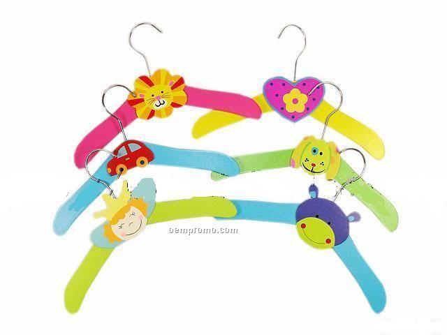 Children`s Clothes Hanger