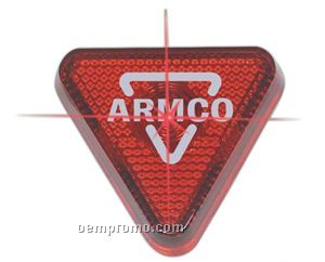 Triangle Safety Strobe Light
