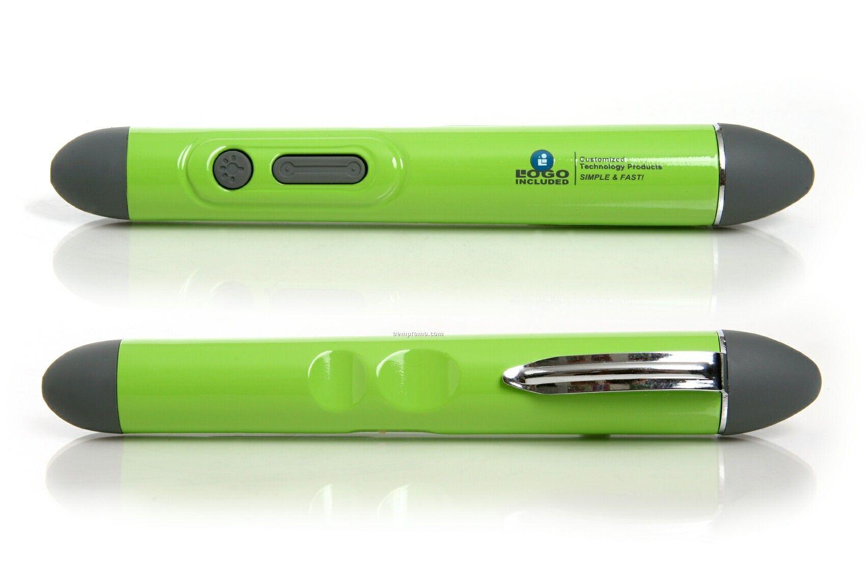 Ultra Wireless Presenter (2 GB USB memory)