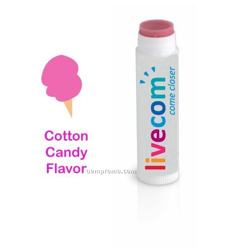 Cotton Candy Favor Lip Balm