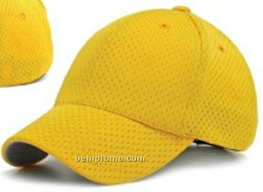Ultra Fit One Kid's Athletic Mesh Cap (One Size Fits Most)