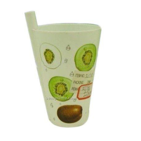 Cup W/Straw