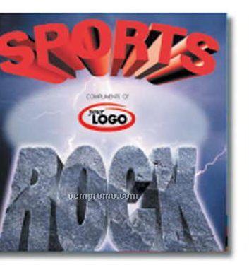 Rock & Pop Sports Rock Compact Disc In Jewel Case/ 10 Songs