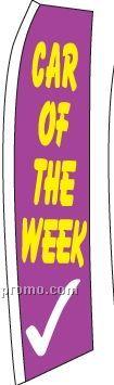 V-t Swooper Kit W/ Wheel Base & Stock Car Of The Week Flag