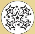 Stock Stars Token (1.125 Size)