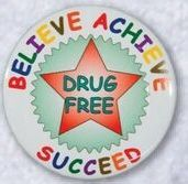 """1-1/2"""" Stock Buttons (Drug Free)"""