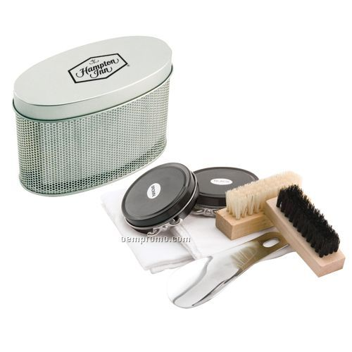 7-piece Shoe Shine Kit