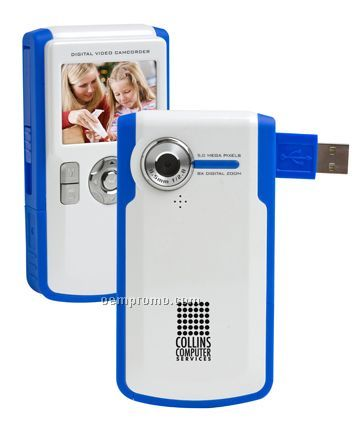 Jump Out USB Camcorder And Camera