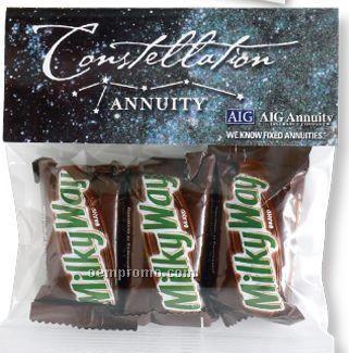 Fun Size Candy Bars In Header Bag (2 Oz.)