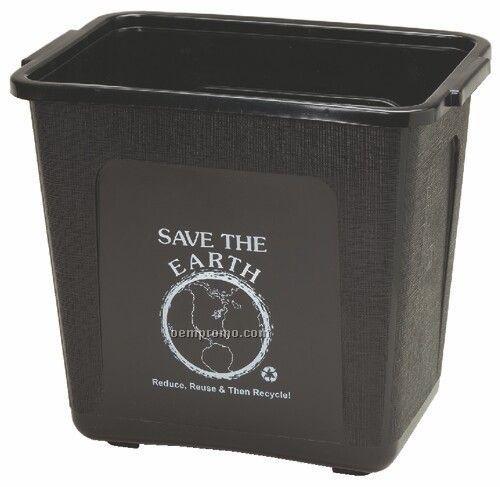 12-1/2 Quart Wastebasket