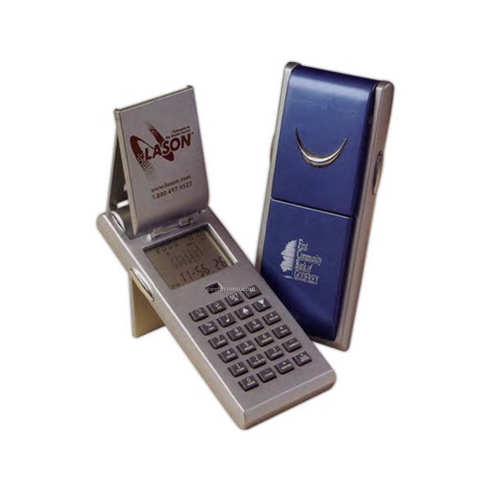 Classic Notepad W Calculator Screen China Wholesale