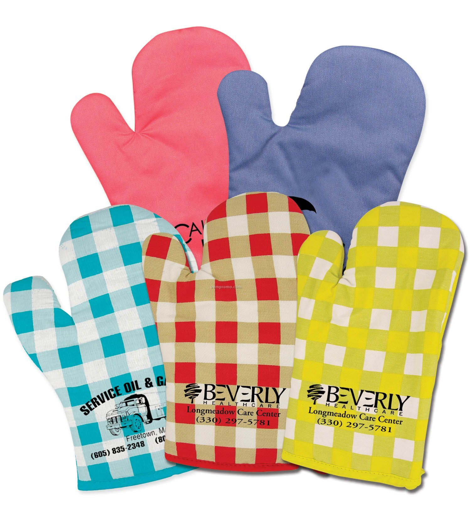 Therma Grip Oven Mitts