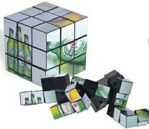 Custom Elasti-puzzle Cube