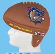 Foam Full Color Football Shaped Hat