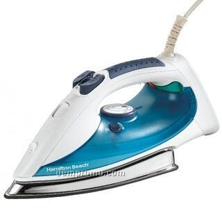 Hamilton Beach Professional Iron W/ Non-stick Sp