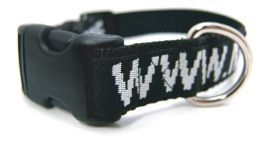 Imported Coarse Weave Pet Collar