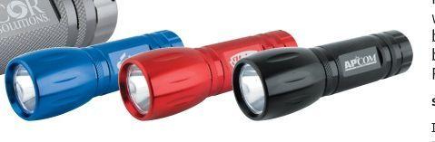 Pocket Aluminum Flashlight